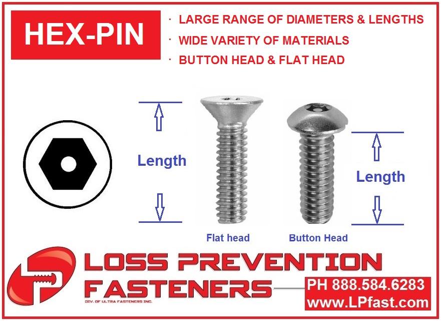 Hex Pin Promo desc