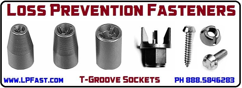 Tampruf TGroove sockets