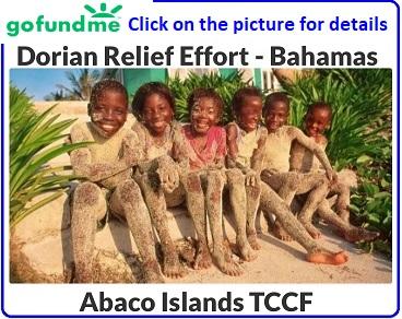 Go Fund Me Dorian Relief