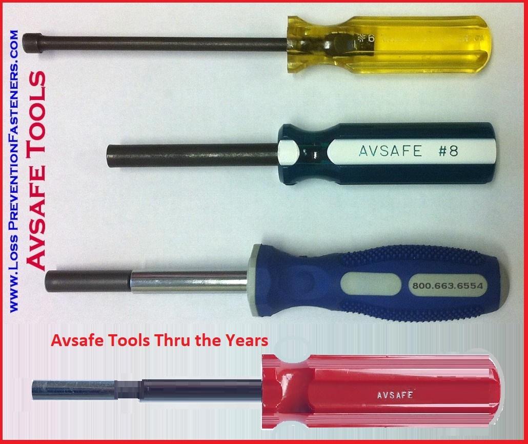 Avsafe Oval Pan tools